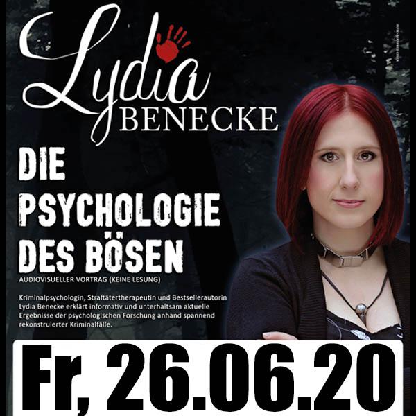 Lydia Benecke Tickets