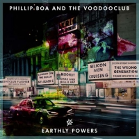 Phillip Boa and the Voodooclub