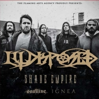 ILLDISPOSED (DEN) + SHADE EMPIRE (FIN) + SOULLINE (SUI) + IGNEA (UKR)